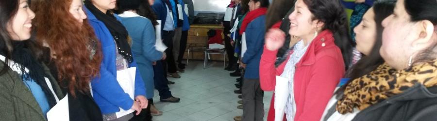 Escuela de Psicología lidera apoyo psicosocial con damnificados de cerro El Litre y sector El Vergel