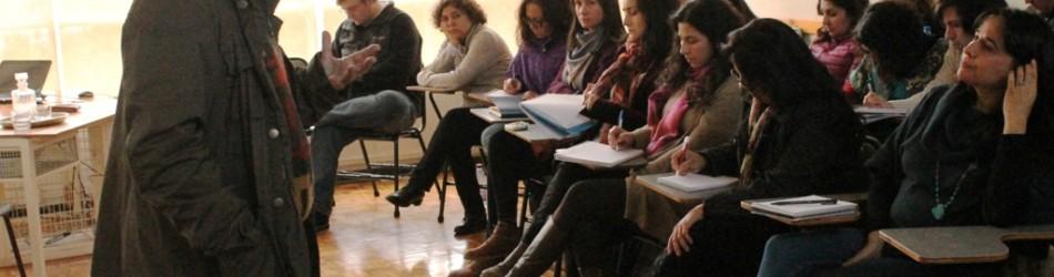 DR. Luis Linares expuso en Escuela de Psicología PUCV