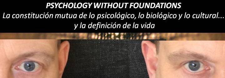 DESTACADO PSICÓLOGO SOCIAL DR. STEVE BROWN  PARTICIPARÁ DE DEBATES CONTEMPORÁNEOS EN ESCUELA DE PSICOLOGÍA  PUCV