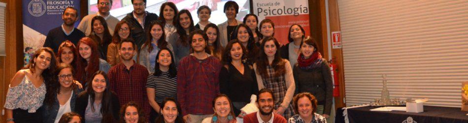 NUEVOS PSICÓLOGOS PARTICIPAN DE EMOTIVA CEREMONIA DE DESPEDIDA