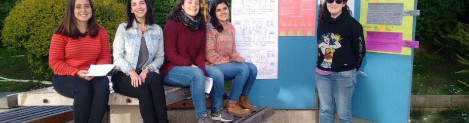 ESTUDIANTES DE PSICOLOGÍA REALIZAN FERIA DE TALLER EDUCACIONAL