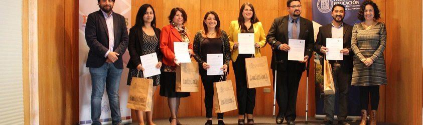 Emotiva Ceremonia de Certificación de la 4º Versión del Diplomado en Convivencia Escolar