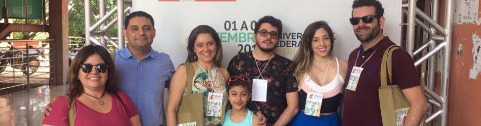 DOCTOR EN PSICOLOGÍA Y CANDIDATO A DOCTOR DE LA ESCUELA DE PSICOLOGÍA PARTICIPAN EN IMPORTANTE ENCUENTRO DE PSICOLOGÍA SOCIAL EN BRASIL