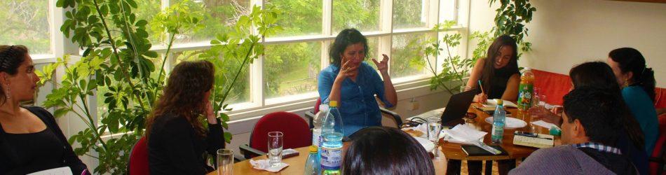 Dra. Claudia Calquín compartió resultados de su investigación junto al Doctorado en Psicología