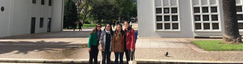 ESTUDIANTES DE QUINTO AÑO PRESENTAN TESIS SOBRE CIUDADANÍA EN MIGRANTES EN WORKSHOP REALIZADO EN CONCEPCIÓN